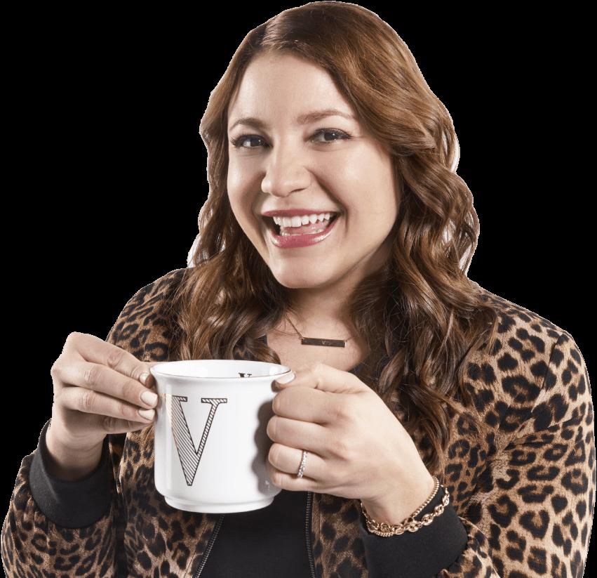 Let's Brunch Host Vanessa Gianfrancesco