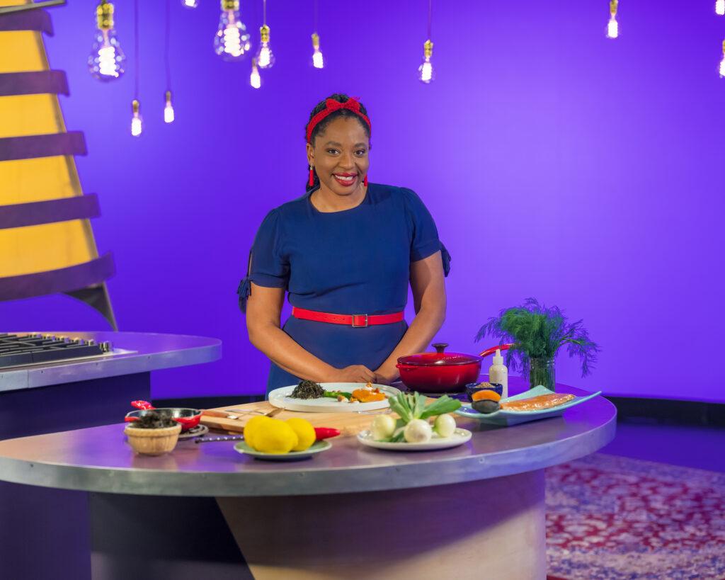 CombiNation Plates Host Bianca Osbourne
