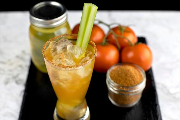 Tomato Water Caesar