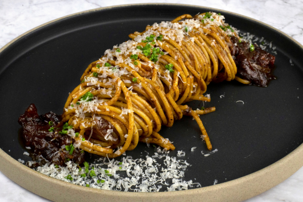 Umami Bomb Spaghetti