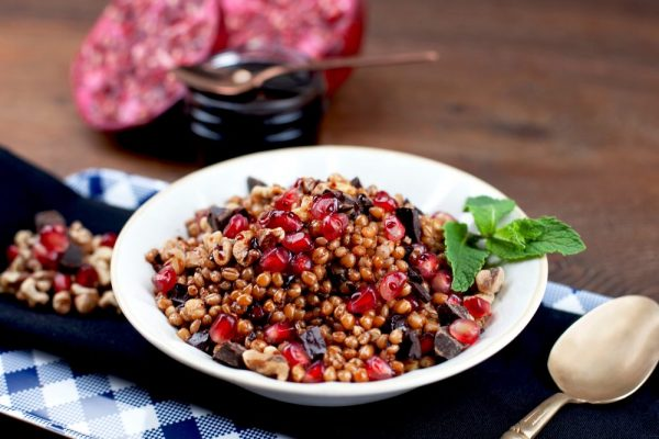 Sweet Wheat Bowl (Grano Dolce)