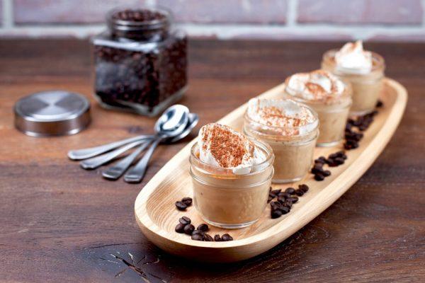 Coffee Custard (Caffè In Forchetta)