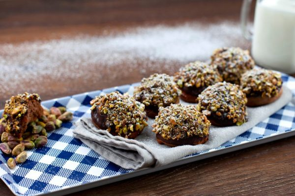 Spiced Chocolate Cookies (Rame Di Napoli)