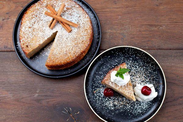 RICE CUSTARD CAKE (TORTA DI RISO)