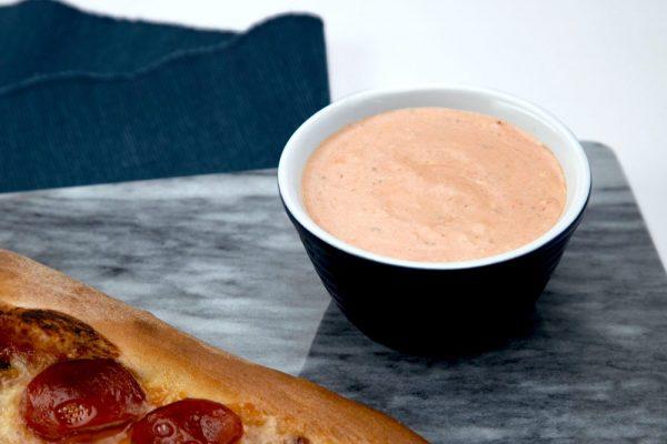 Creamy Pizza Dip