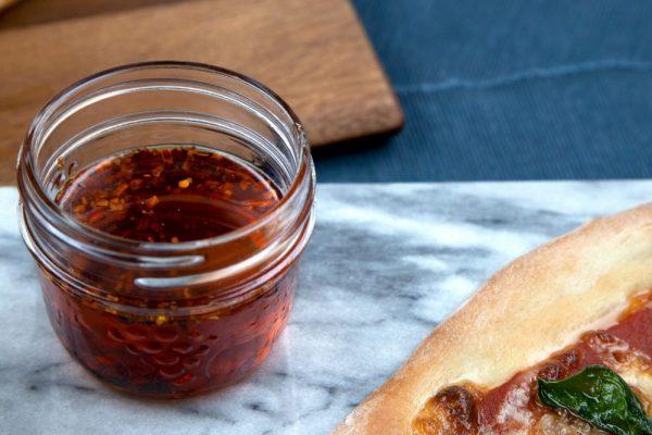 Spicy Chili Garlic Oil
