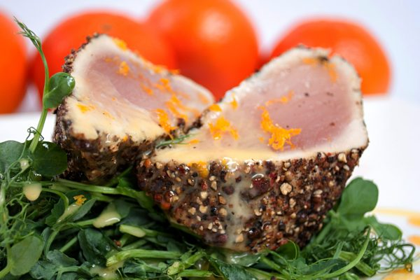AIFA_2044_Theresa_Pepper-Crusted Tuna with Tangerine Beurre Blanc_horizontal_1
