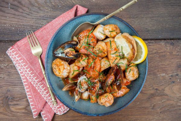 Fish Stew Ancona