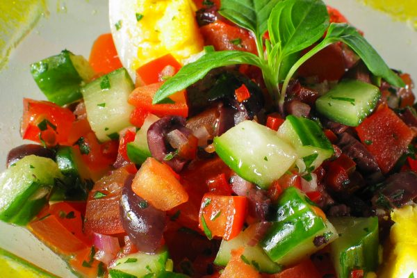 CLAC - 5133 - ALgerian Olive Salad- pic 001
