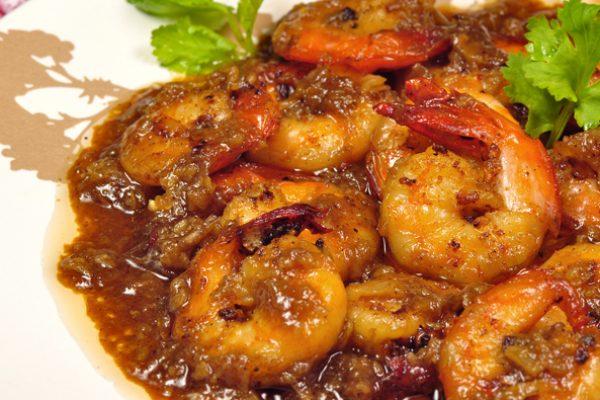 Cajun Shrimp Love Sauce