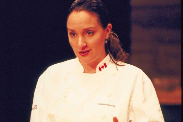 Chef Elizabeth Manville