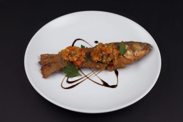 Crispy Bokkoms Style Fish from DNA Dinners