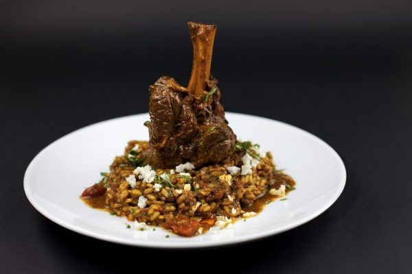 Lamb Rogan Josh Risotto from DNA Dinners