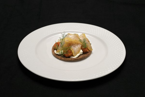 Curried Lox from DNA Dinners
