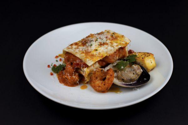 Lasagna de Peixe from DNA Dinners