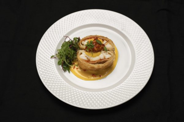 Spicy Cod Wellington from DNA Dinners