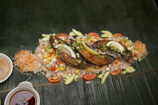 Tita Mila's Pan-Fried Milkfish from DNA Dinners
