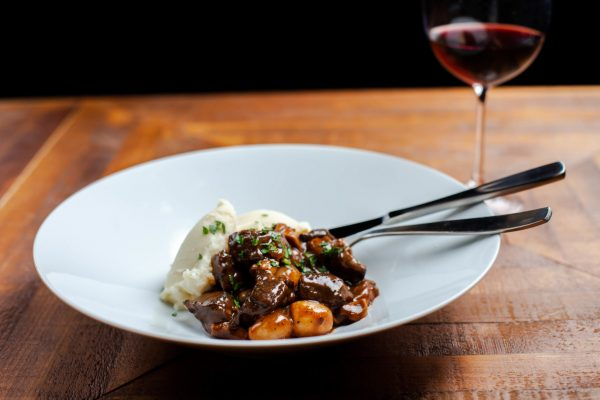 Beef Bourguignon from DNA Dinners
