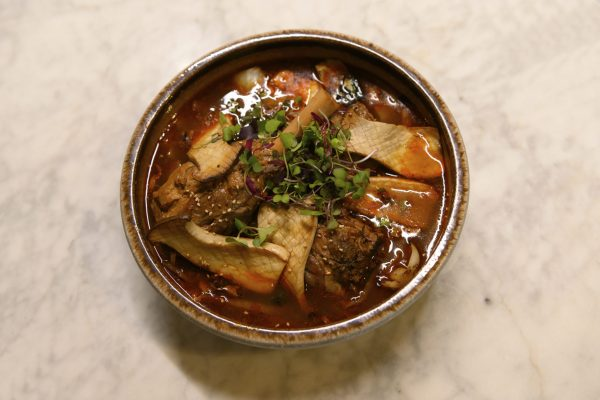 Sichuan Lamb from DNA Dinners