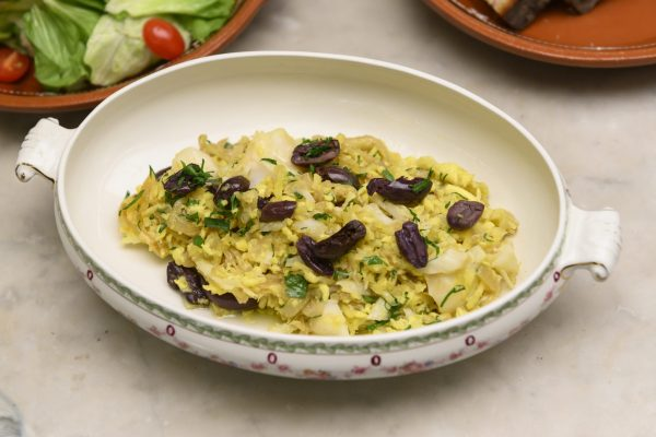 Bacalhau A Bras from DNA Dinners