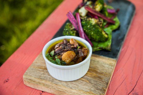 Veggie Bagna Cauda from Fresh Market Dinners