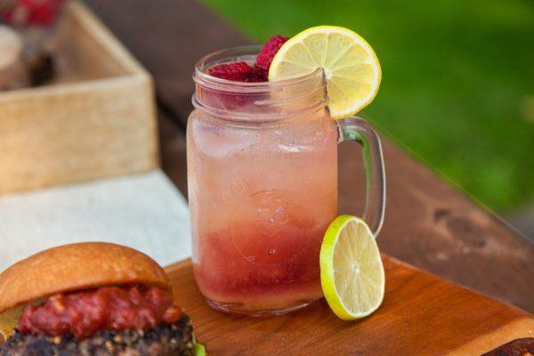 Raspberry Jam Smash from Fresh Market Dinners