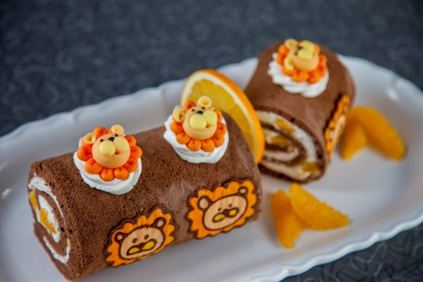 Japanese Roll Cake from Flour Power