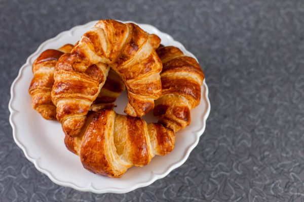 Croissants from Flour Power