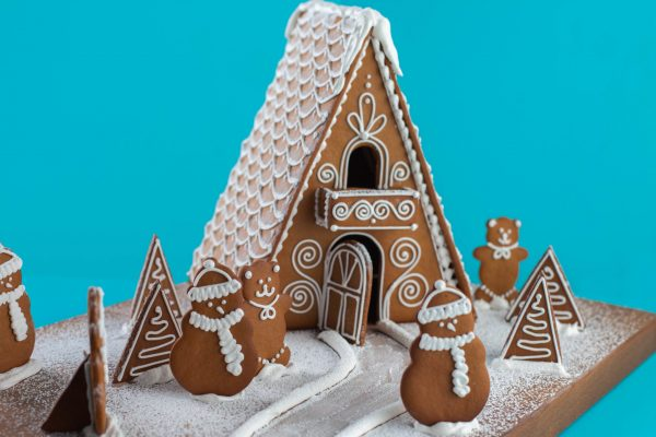 Gingerbread Chalet from Flour Power