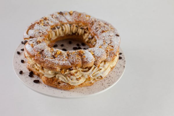 Paris Brest from Flour Power