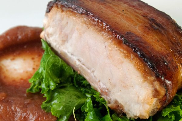 FTD_2019_Date and Bacon Wrapped Swordfish with Cumin Flavoured Kale_horizontal_ver 2