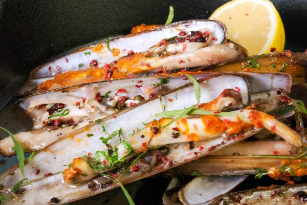 FTD_2022_Razor Clams with Pink Pepper and Tarragon_horizontal_ver 2