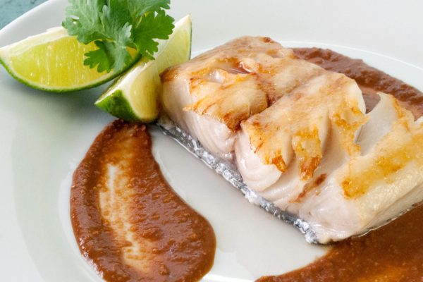 FTD_2023_Grilled Sablefish with Mole Sauce_horizontal_ver 1