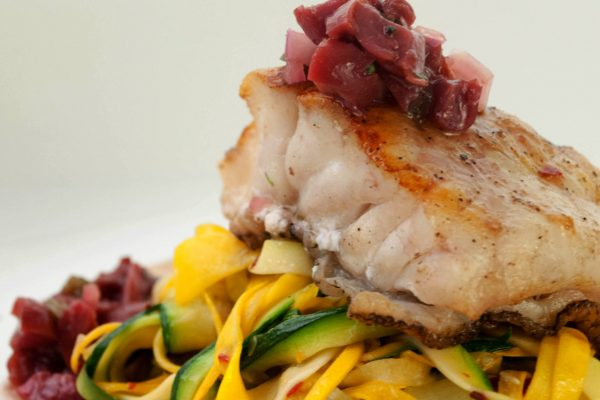 FTD_2027_Grouper with Sour Cherry Salsa and Rainbow Zucchini Noodles_horizontal_ver 2