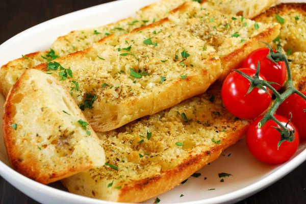 Game Day Garlic Bread