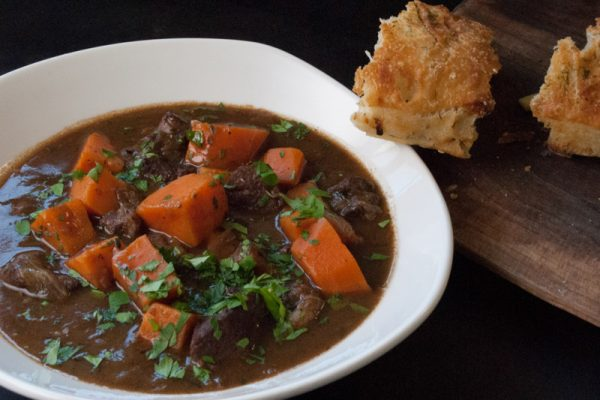 |Lamb and Sweet Potato Irish Stew