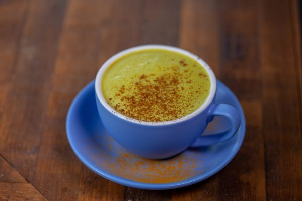 Turmeric Ginger Latte from Let's Brunch