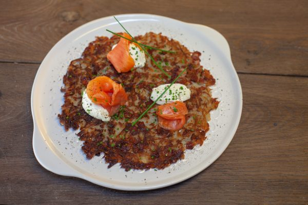 Rosti from Let's Brunch