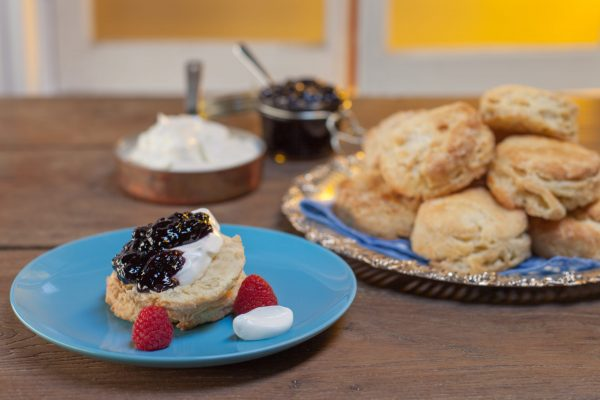 Scones from Let's Brunch