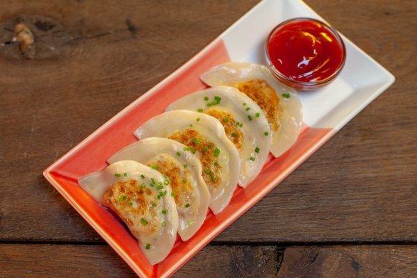Breakfast Dumplings from Let's Brunch