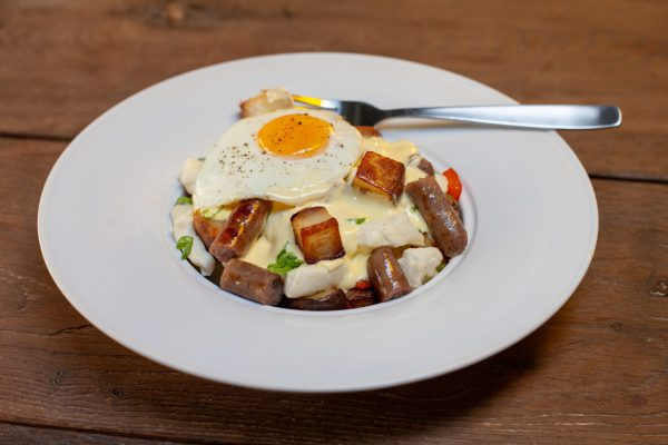 Breakfast Poutine from Let's Brunch