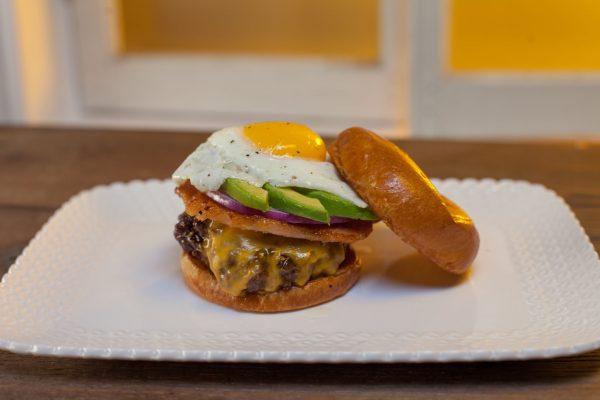 Brunch Burger from Let's Brunch