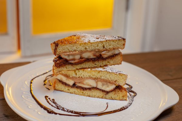 Stuffed French Toast from Let's Brunch