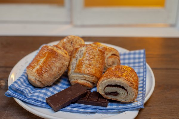 Pain Au Chocolat from Let's Brunch