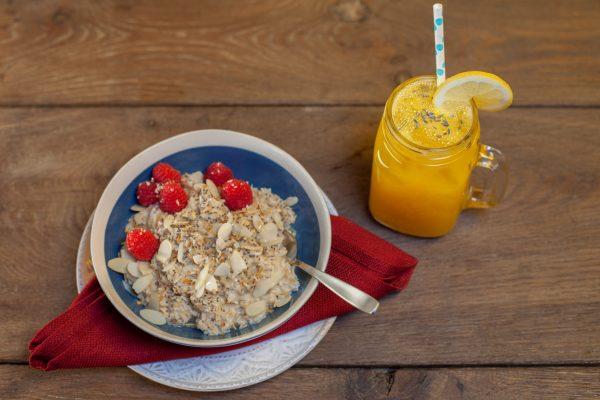 Porridge from Let's Brunch