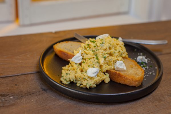Scrambled Eggs from Let's Brunch