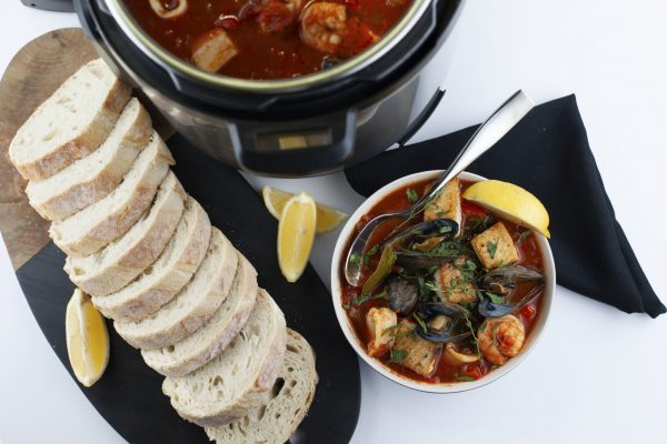 Cioppini (Seafood Stew) from Pressure's ON