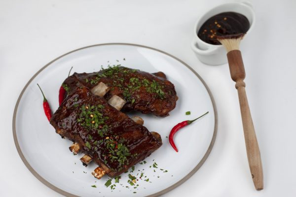 Sweet Pork Ribs from Pressure's ON