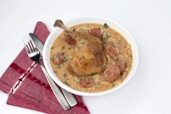 Cassoulet from Pressure's ON