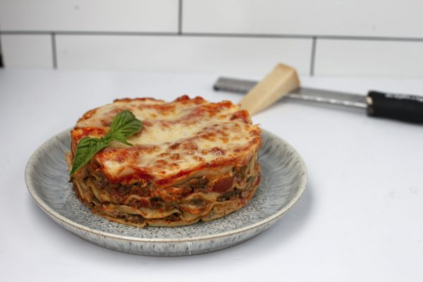 Lasagna from Pressure's ON